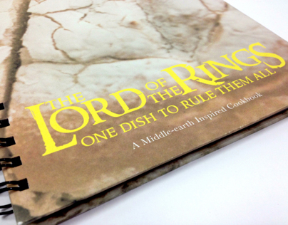 Lord of the Rings: One Dish to Rule them All Cookbook