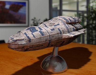 'RPG Ship Model 1'