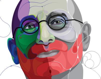 Portrait for Boris Akunin