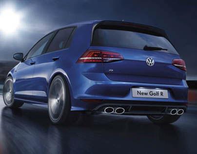 Volkswagen Golf R Brochure