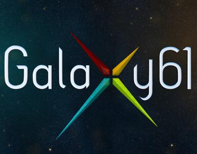 Galaxy 61 2014 Animation Show Reel