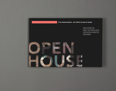 BOOK REDESIGN – OPEN HOUSE