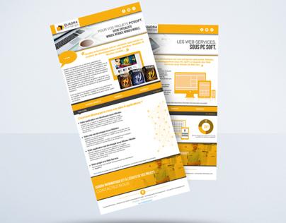 Emailing | Quadra Informatique