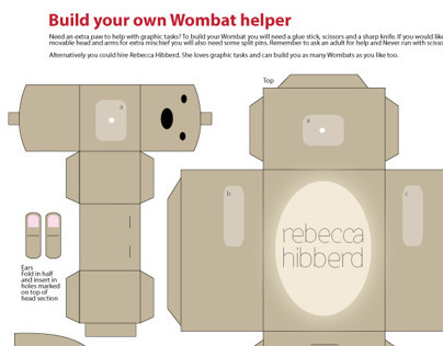 Build your own Wombat