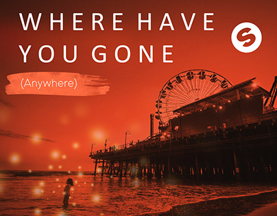 Where have you gone (Anywhere) #AdobeDesignRemix