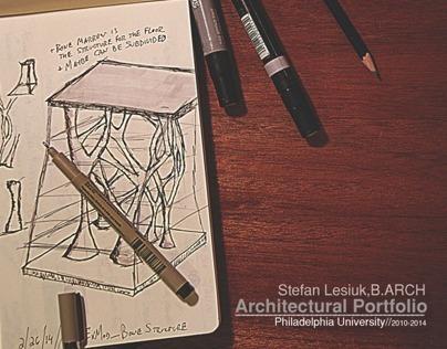 Design Portfolio//2010-2014