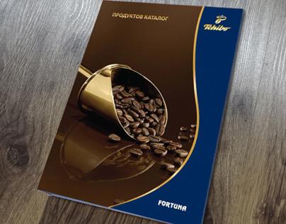 Tchibo Coffee Product Catalogue