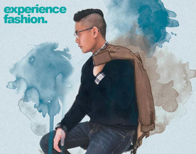 Western Canada Fashion Week - Advertisement Series