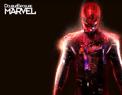 Marvel - Double Exposure Project