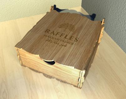 Raffles Makkah Palace - Customized Gift Items