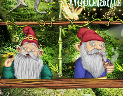 Gnomes of the Woodland - Game
