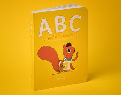 ABC (abecedario animalario)