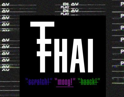 THAIFHAI vol.1 : Haack