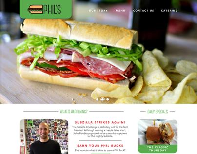 Phil's Website