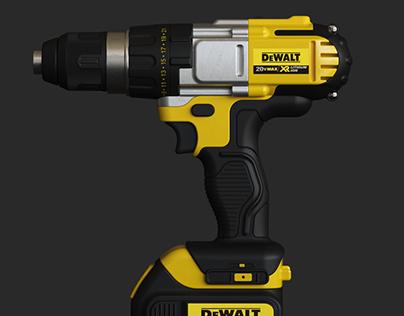 DeWalt DCD996
