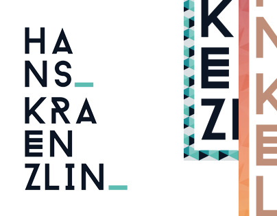 "Poster ""Hans Kraenzlin"""