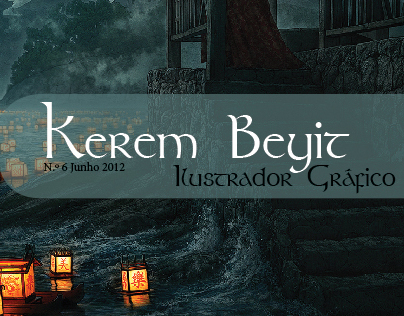 Editorial Design - Kerem Beyit