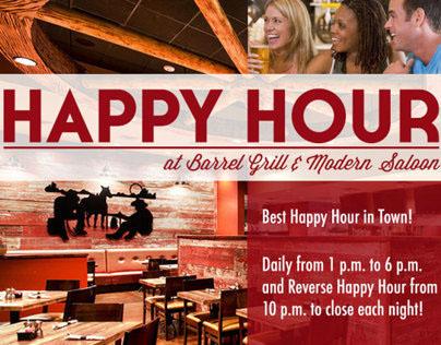 Barrel Grill & Modern Saloon