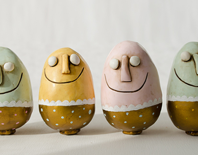 New Eggs on the block: Easter geekery