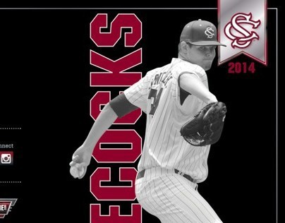 University of South Carolina Baseball Schedule Cards