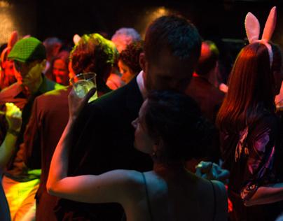 Live Arts Gala 2013 (Charlottesville, VA)