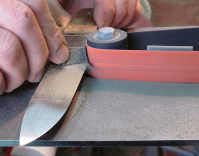 Jared Oeser: Making a Framed Tang Knife Step by Step