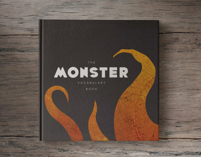 The Monster Vocabulary Book