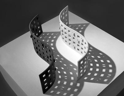 New Apartments - Ceramic Sculpture