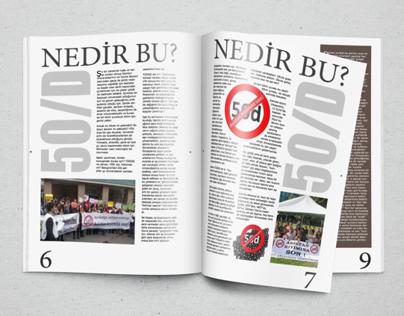 61B University Newspaper