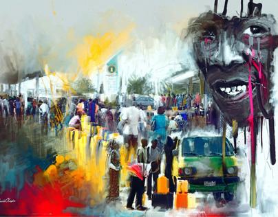 Fuel Scarcity in Nigeria