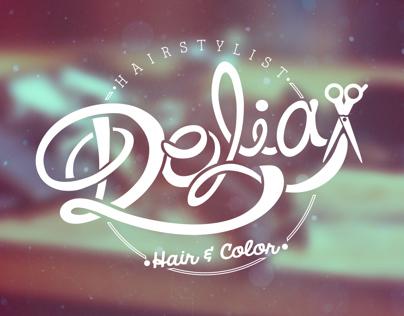 Delia Silva - Logo & Business Cards Design