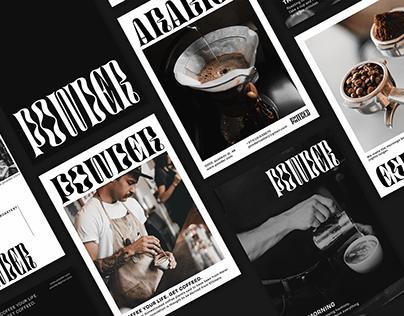 POWDER Coffee Roaster