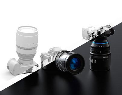 Irix 150mm Cine - Product Renders