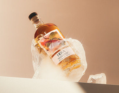Hera, Delicate Whisky Liqueur - Branding & Packaging