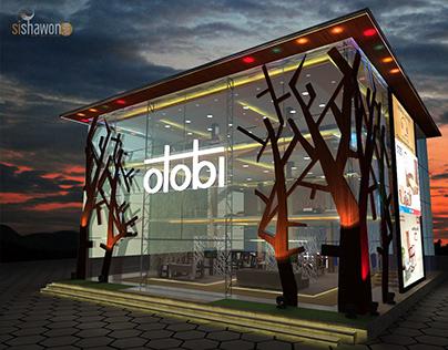 OTOBI Stall Design DITF-2019