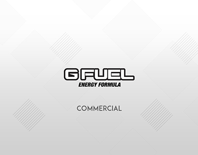 G-Fuel commercial