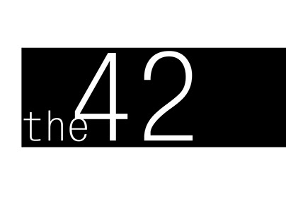The 42   Branding