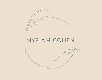 Identidad Visual - Myriam Cohen