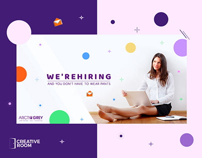 We're Hiring - Branding & Marketing