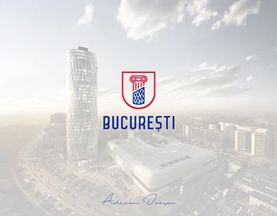Bucharest Visual Identity // City Logo Proposal