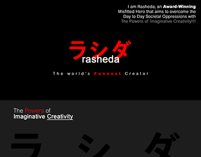 #RashedaIsTheName (Branding)