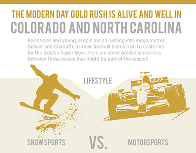 Metro Denver Infographic
