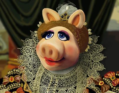 Queen Piggy I