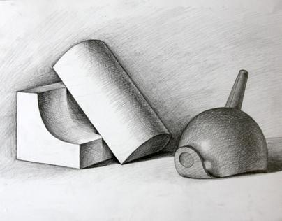 Рисуване - 2013 / Кандидатстудентски задачи