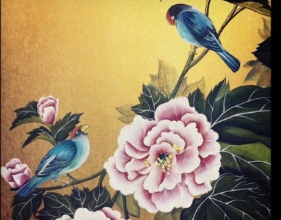 Traditional Chinese Brush Paintings