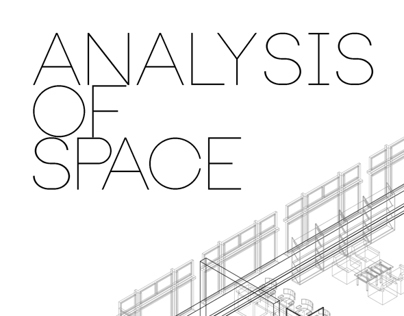 analysis of space- I