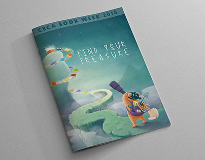 CBCA Book Week 2018 - Find Your Treasure
