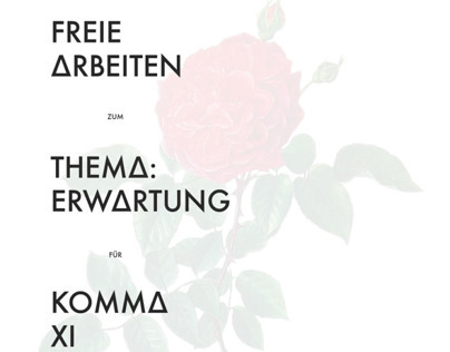 komma 11 - Call for entries - Free Artworks