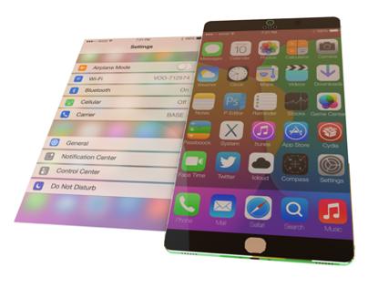 iPhone 6 3D Concept