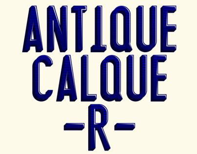 Antique-Calque